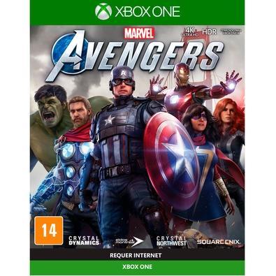Game Marvel's Avengers Xbox One