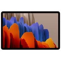 Tablet Samsung Galaxy Tab S7, 4G, Bluetooth, Android 10.0, 256GB, 13MP, Tela de 11´, Mystic Bronze + Caneta SPen - SM-T875NZNQZTO