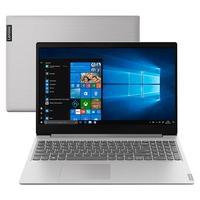 Notebook Lenovo S145 Ultrafino Intel Core i3-8130U, 4GG, 1TB, Linux, 15.6´, Prata - 81XMS0000