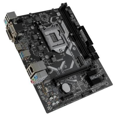 Placa-Mãe Galax B365M, Intel 1151, mATX, DDR4