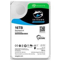 HD Seagate SkyHawk, 16TB, 3.5´, SATA - ST16000VE000