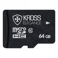 Cartão de Memória Kross MicroSD 64GB UHS1 - KE-MC64GBU3