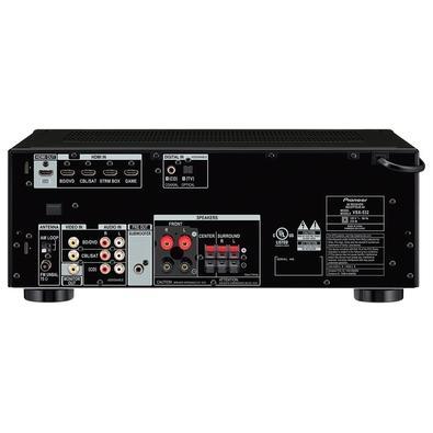 Receiver Pioneer, 5.1 4K HDMI BT, Ultra HD, 840W -VSX-532