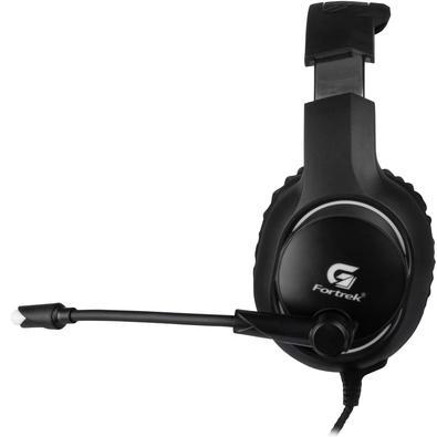 Headset Gamer Fortrek Holt, RGB, Drives 50mm - 70552