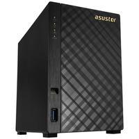 Storage Asustor NAS AS1002T V2, 4TB, 2 Baias- AS1002T4000-1NAS