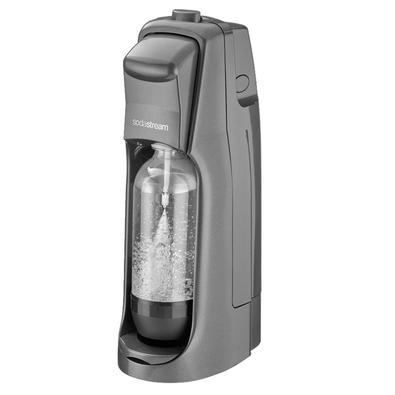 Máquina para Gaseificar Água Sodastream Jet + Cilindro de gás, Preto - 4088930165