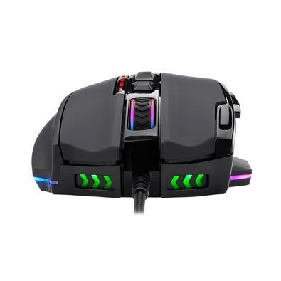 Mouse Gamer Redragon Sniper, RGB, 9 Botões, 12400DPI - M801-RGB