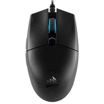 Mouse Gamer Corsair Katar PRO Ultra-Leve, RGB, 6 Botões, 12400DPI, Preto - CH-930C011-NA