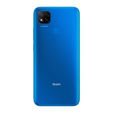 Smartphone Xiaomi Redmi 9C, Tela 6,53´, 2GB/32GB, azul - CX300AZU