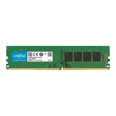 Memória Crucial, 8GB, DDR4-2666, UDIMM - CT8G4DFRA266