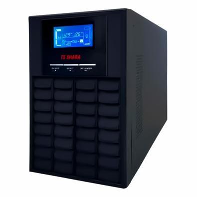 Nobreak TS Shara UPS Senno VT 1KVA, 900W, 2BS, Mono, LCD, USB, RS232, 110V, 2x Baterias Ide Internas de 9AH - 6867