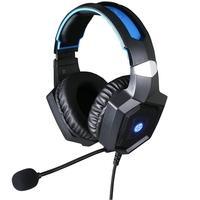 Headset Gamer HP H320, USB e P2 - 8AA13AA