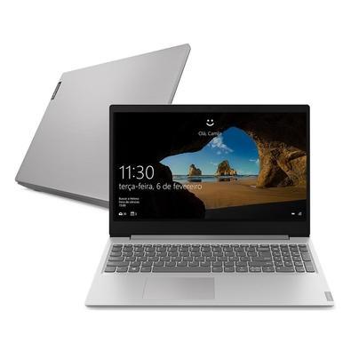 Notebook Lenovo Intel Core I7 8565u, 8GB, 1TB, 15.6´, Nvidia Geforce Mx110 Ideapad S145 - 81s90003br