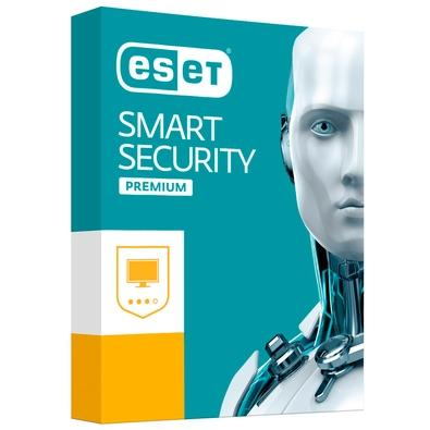 ESET Smart Security Premium para 3 Usuários, 1 Ano, Digital para Download