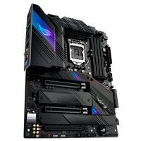 Placa Mãe Asus ROG STRIX Z590-E GAMING WIFI, Intel Socket LGA1200, ATX, DDR4, RGB Aura Sync - 90MB1640-M0EAY0
