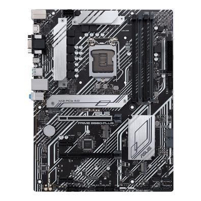 Placa Mãe Asus PRIME B560-PLUS, Intel Socket LGA1200, ATX, DDR4 - 90MB16N0-M0EAY0