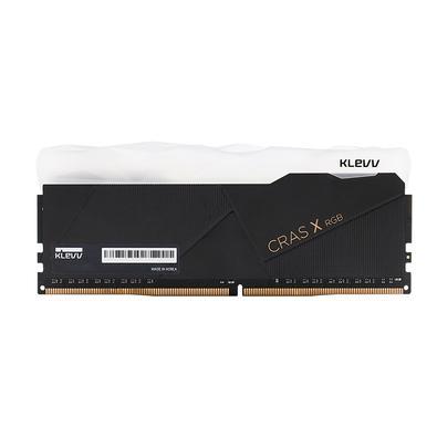 Memória KLEVV CRAS X RGB 16GB, 3200MHz, DDR4 - KD4AGU880-32A160W