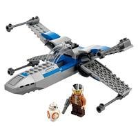 LEGO Star Wars - X-Wing da Resistência, 60 Peças - 75297