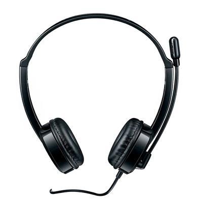 Headset Rapoo H120 com Conexão USB, Preto - RA020