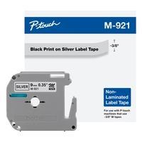 Fita Brother M921 9mm, Compatível com PT70, PT70BM e PT80, Prata