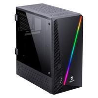 Computador Gamer Skul 3000 Intel i3-10100F, RAM 8GB, SSD 240GB, HD 1TB, PCYes GTX750TI 2GB, Fonte 500W, Linux - 107000