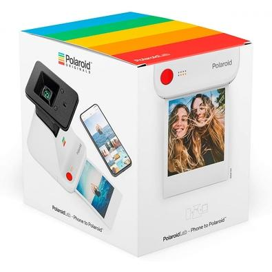 Impressora de Fotos Polaroid LAB para Smartphone - 9019