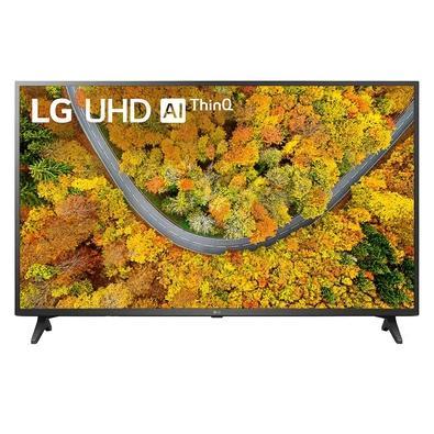 Smart TV LG 50 4K UHD 50UP7550, com WiFi e Bluetooth, HDR, Inteligência Artificial, ThinQ Smart Magic, Google Alexa - 50UP7550PSF