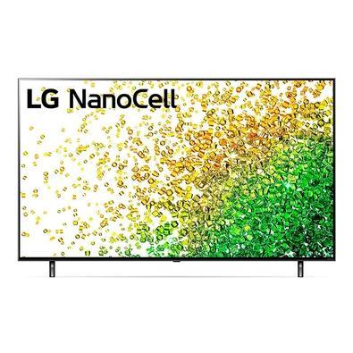 Smart TV LG 55´ 4K NanoCell 55NANO85, 120Hz, FreeSync, 2 HDMI 2.1, Inteligência Artificial ThinQ, Google Alexa - 55NANO85SPA