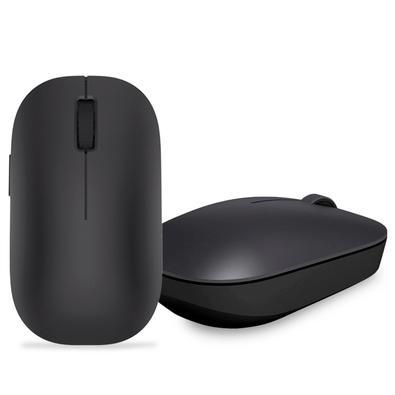 Mouse Sem Fio Wireless Xiaomi, Óptico, Wireless 2.4GHz, 1200DPI, Preto - XM321PRE-R