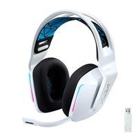 Headset Gamer Sem Fio Logitech G733 K/DA 7.1 Dolby Surround RGB LIGHTSYNC, Blue VOICE, Edição Oficial League of Legends KDA - 981-000989