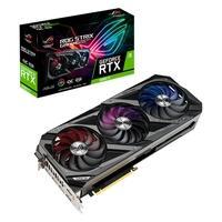 Placa de Vídeo Asus ROG STRIX RTX 3080 Ti O12G Gaming LHR, 19Gbps, 12GB GDDR6X, Ray Tracing, DLSS - 90YV0GT1-M0NM00  90YV0GT1-M0NA00