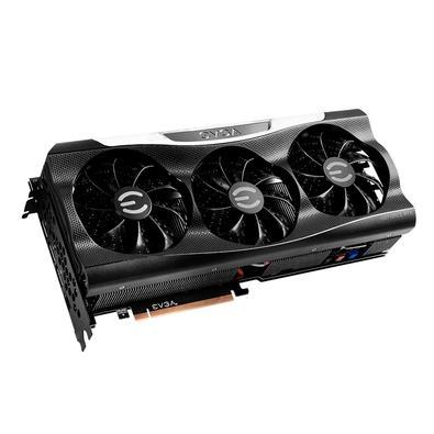 Placa de Vídeo EVGA GeForce RTX 3070 Ti  FTW3 Ultra Gaming LHR, 8GB GDDR6X, Ray Tracing, DLSS, ARGB - 08G-P5-3797-KL