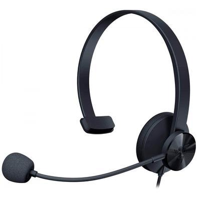 Headset Gamer Razer Tetra-Wired Multiplataforma, Microfone Giratório, Preto  - RZ04-02920100-R3U1