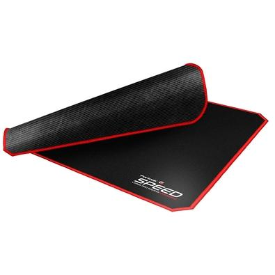 Mousepad Gamer Fortrek MPG102, Grande (440x350mm), Speed, Vermelho - 72696