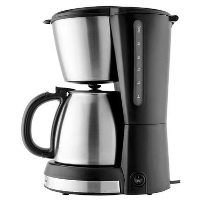 Cafeteira Philco PH30 800W, 1.5 Litros para até 30 Cafézinhos, com Sistema Corta Pingos, 127V, Preto/Prata - 53901027