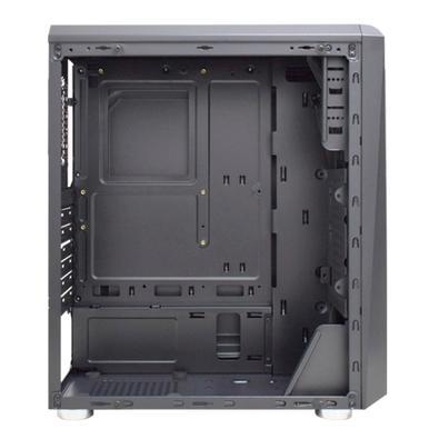 Computador Gamer NTC Powered By Asus Intel Core i5-10400, 8GB RAM, SSD 240GB, RGB, Linux, Preto - Ntc VULCANO II 7174