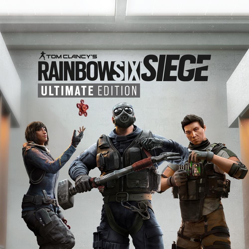 Gift Card Tom Clancy's Rainbow Six® Siege - Ultimate - Produto Digital