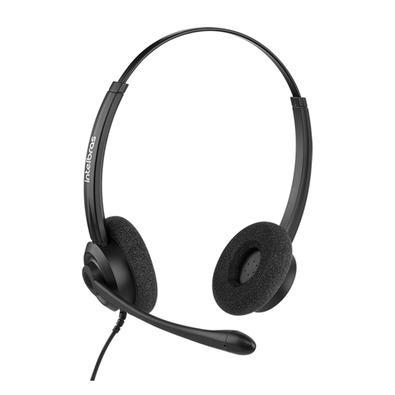 Headset Intelbras CHS 60B USB, Microfone com Cancelador de Ruído, Preto - 4010060