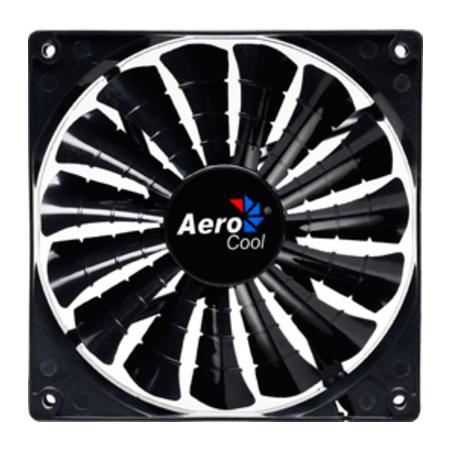 Cooler FAN AeroCool EN55413 12cm - Shark Black Edition