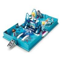 LEGO Disney Princess - O Livro de Aventuras de Elsa e Nokk, 125 Peças - 43189
