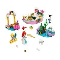 LEGO Disney Princess - O Barco de Cerimônia de Ariel, 114 Peças - 43191