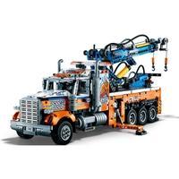LEGO Technic - Caminhão Rebocador de Carga Pesada, 2017 Peças - 42128