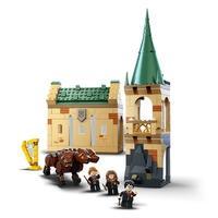 LEGO Harry Potter - Hogwarts Encontro com Fluffy, 397 Peças - 76387