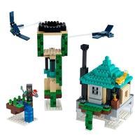 LEGO Minecraft - A Torre Aérea, 565 Peças - 21173