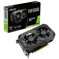 Placa de Vídeo Asus TUF NVIDIA GeForce GTX 1660 TI T6G Evo Gaming, 6GB GDDR6, NVIDIA Turing Architecture - 90YV0CT9-M0NA00