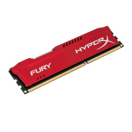 Memória HyperX Fury, 4GB, 1333MHz, DDR3, CL9, Vermelho - HX313C9FR/4