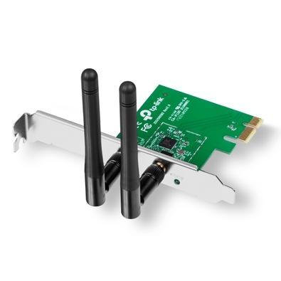 Adaptador Wireless TP-Link PCI Express N300 300Mbps TL-WN881ND