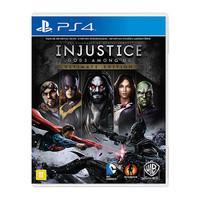 Game Injustice: Gods Among Us Game Of The Year PS4