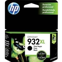 Cartucho de Tinta HP Officejet 932XL, Preto - CN053AL