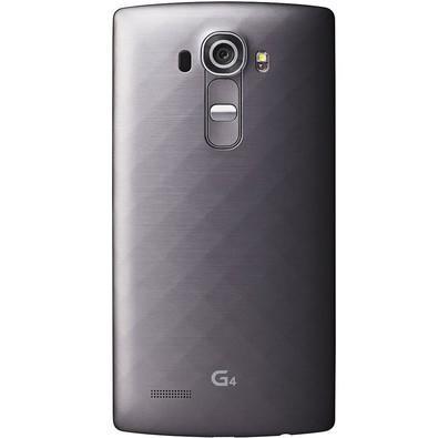 Smartphone LG G4, 32GB, 16MP, Tela 5.5´, Titânio - H818P